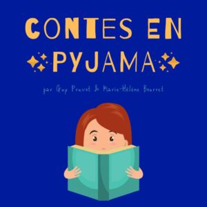 Logo contes en pyjama