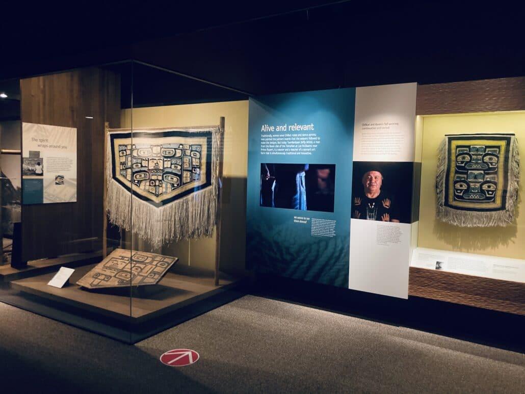 galerie autochtone du musée royal de colombie britannique